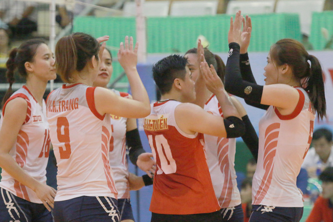 Bóng chuyền háo hức trở lại bằng Giải vô địch quốc gia - Ảnh 1.