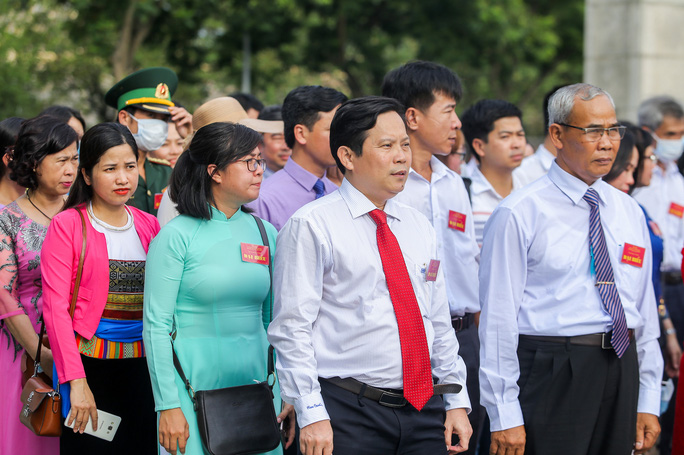 Chủ tịch Quốc hội: Báo chí chính là cầu nối để Quốc hội gần dân - Ảnh 6.