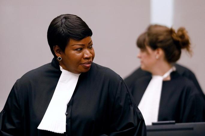 Tòa án Hình sự Quốc tế phẫn nộ với lệnh trừng phạt của Mỹ - Ảnh 2.