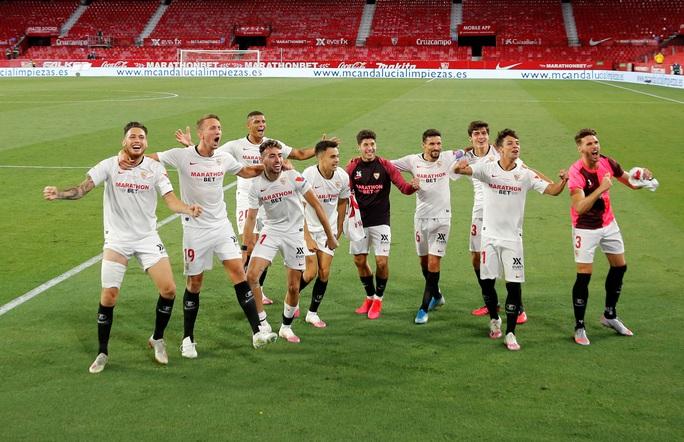 Ronaldo Argentina lập công, Sevilla thắng tưng bừng ngày La Liga trở lại - Ảnh 5.