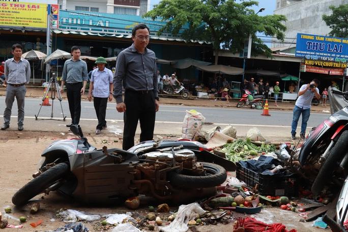 Tai nạn thảm khốc ở Đắk Nông: Tài xế xe tải khai gì tại cơ quan công an? - Ảnh 2.