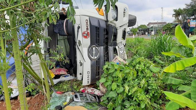 Vụ tai nạn thảm khốc tại Đắk Nông: Nạn nhân kể lại giây phút kinh hoàng - Ảnh 6.