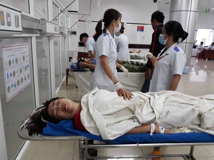 Vụ tai nạn thảm khốc tại Đắk Nông: Nạn nhân kể lại giây phút kinh hoàng - Ảnh 4.