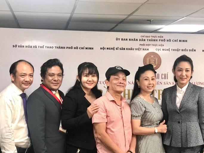 Giải Trần Hữu Trang được nâng tầm quốc gia - Ảnh 2.