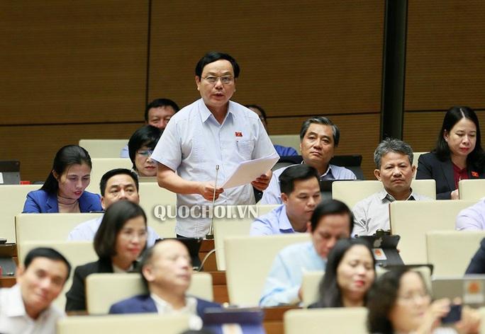 Đại biểu Quốc hội tranh luận về vụ án Hồ Duy Hải và vụ nhảy lầu tự tử ở Bình Phước nghị trường  - Ảnh 1.