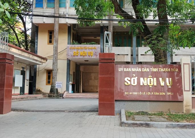 Bắt giam 3 tháng một trưởng phòng thuộc Sở Nội vụ tỉnh Thanh Hóa - Ảnh 1.