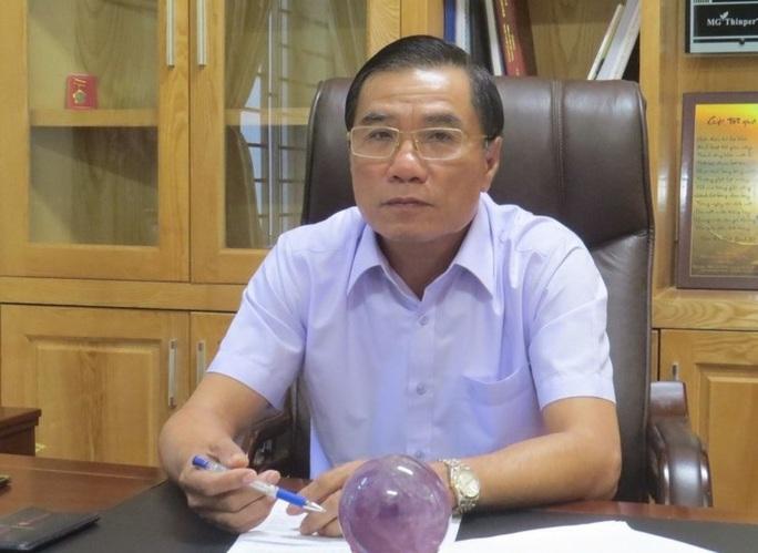 Kỷ luật cảnh cáo Phó chủ tịch UBND tỉnh Thanh Hóa Phạm Đăng Quyền - Ảnh 1.