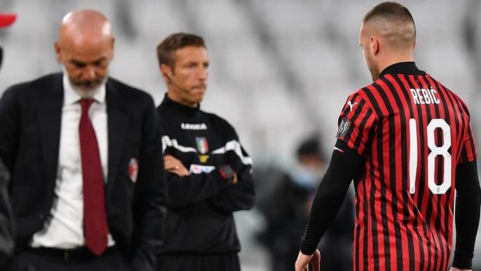 Ronaldo hỏng phạt đền, Juventus phá kỷ lục dự chung kết Coppa Italia - Ảnh 7.