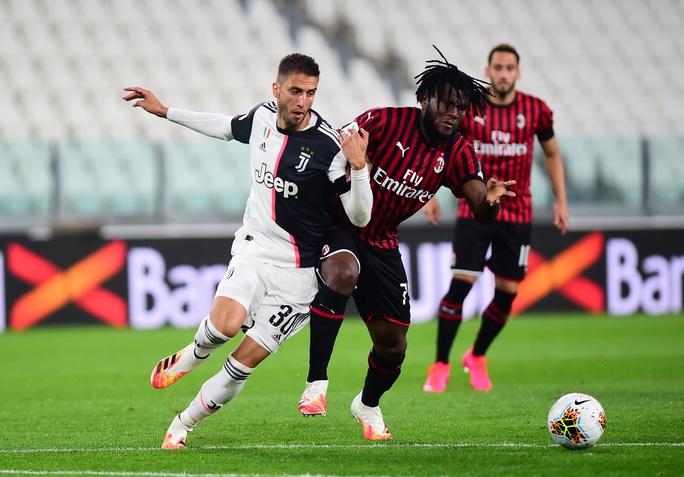 Ronaldo hỏng phạt đền, Juventus phá kỷ lục dự chung kết Coppa Italia - Ảnh 3.