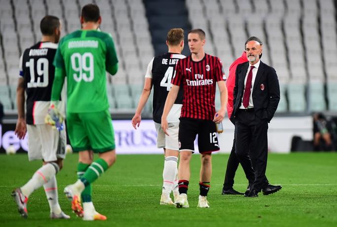 Ronaldo hỏng phạt đền, Juventus phá kỷ lục dự chung kết Coppa Italia - Ảnh 8.