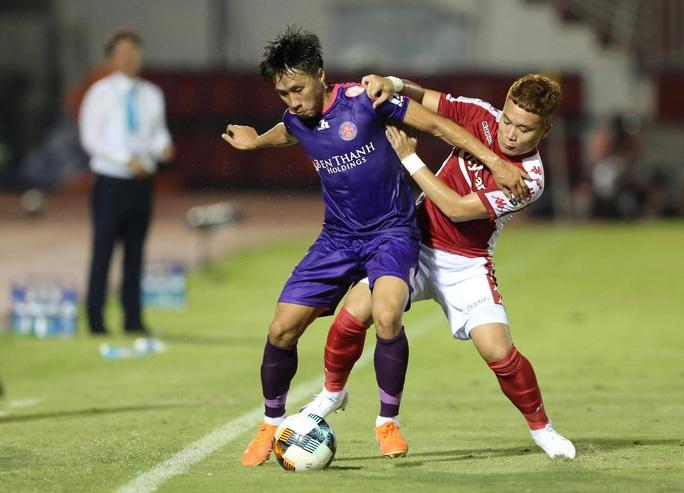 Vì sao Chủ tịch kiêm HLV trưởng Sài Gòn FC Vũ Tiến Thành không còn phát biểu sau trận? - Ảnh 2.