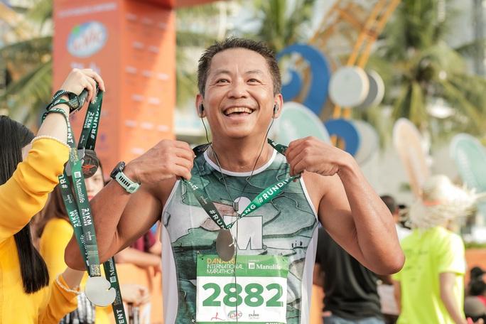 Giải marathon quốc tế Đà Nẵng: Thông điệp từ Việt Nam - Ảnh 1.