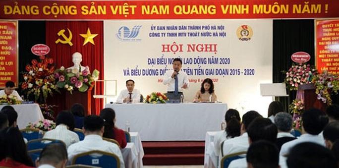 Hà Nội: Cải thiện điều kiện làm việc cho công nhân - Ảnh 1.