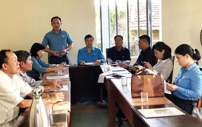 Quảng Ngãi: Tháo gỡ khó khăn cho nghiệp đoàn nghề cá - Ảnh 1.