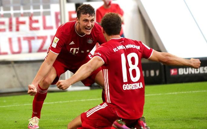 Bayern Munich quá mạnh, 99% giành ngôi vô địch Bundesliga - Ảnh 4.