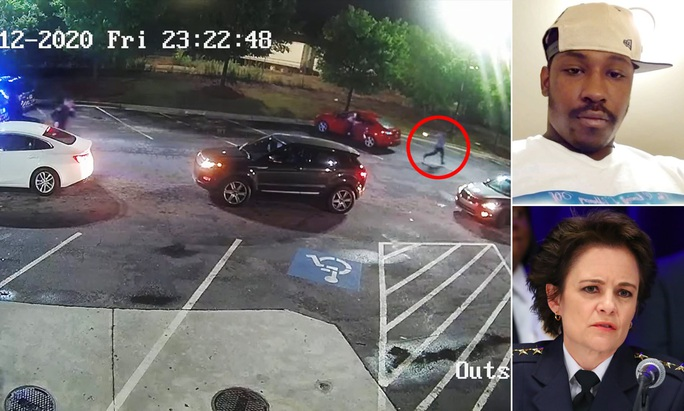 Cảnh sát Mỹ bắn chết một người da màu, cảnh sát trưởng từ chức - Ảnh 2.