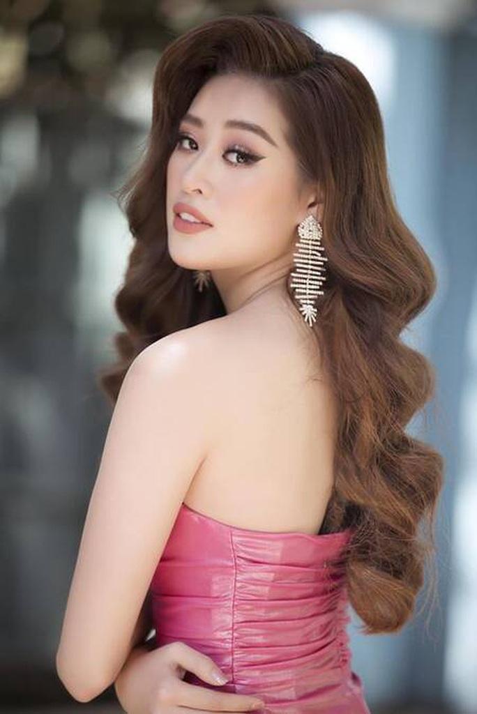 Hoa hậu Khánh Vân động viên cựu hoa hậu bị cưa 1 chân - Ảnh 3.