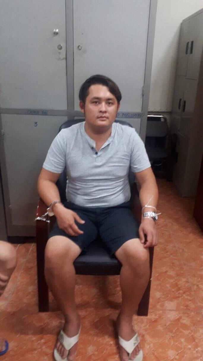 Nghi phạm sát hại nữ chủ quán cà phê ở Long An bị bắt tại TP HCM - Ảnh 1.
