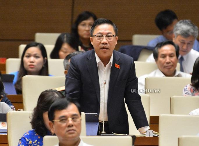 Đại biểu Quốc hội tranh luận về hoạt động tư pháp - Ảnh 1.