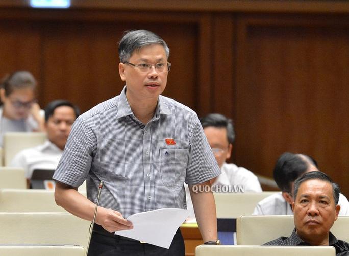 Đại biểu Quốc hội tranh luận về hoạt động tư pháp - Ảnh 2.