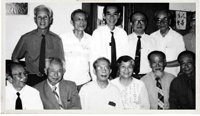 Kiến trúc sư tình báo Trần Quốc Hương với miền Nam - Ảnh 1.