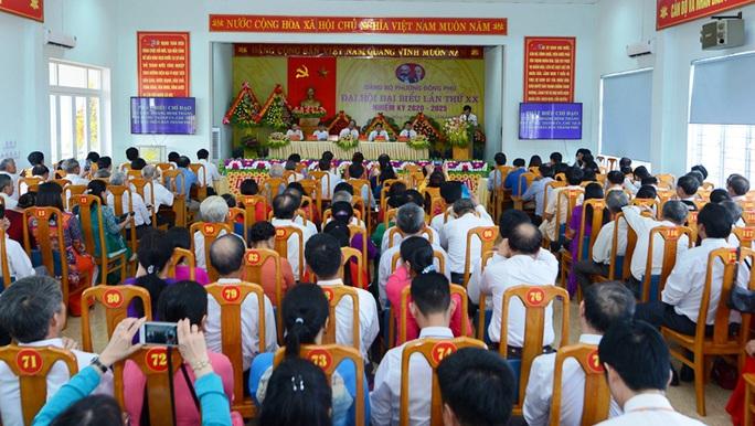 Chuyện hi hữu Quảng Bình: 1 chủ tịch phường không được bầu vào Ban Thường vụ - Ảnh 1.