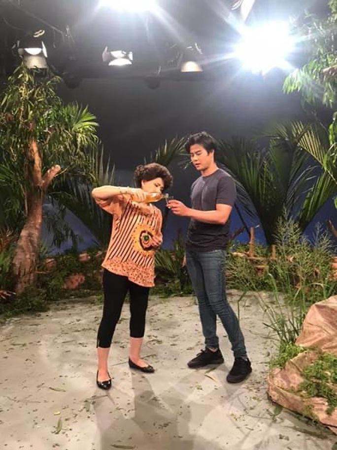 Nghệ sĩ Võ Minh Lâm tất bật với 3 vở đóng vai kép chính - Ảnh 2.