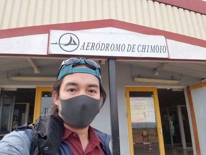 Phượt thủ Trần Đặng Đăng Khoa về nước sau hành trình 1.000 ngày vòng quanh thế giới bằng xe máy - Ảnh 1.