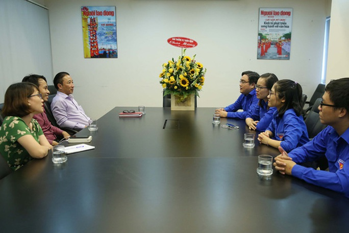 Nhiều cơ quan, đơn vị chúc mừng Báo Người Lao Động nhân Ngày Báo chí Cách mạng Việt Nam - Ảnh 5.