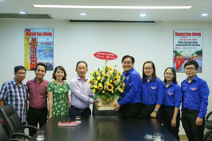 Nhiều cơ quan, đơn vị chúc mừng Báo Người Lao Động nhân Ngày Báo chí Cách mạng Việt Nam - Ảnh 6.