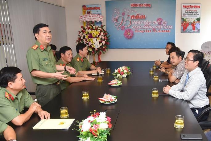Nhiều cơ quan, đơn vị chúc mừng Báo Người Lao Động nhân Ngày Báo chí Cách mạng Việt Nam - Ảnh 3.