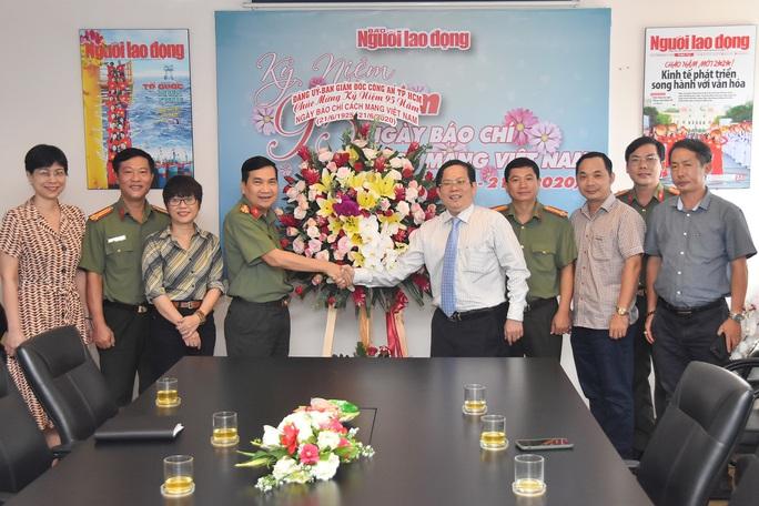 Nhiều cơ quan, đơn vị chúc mừng Báo Người Lao Động nhân Ngày Báo chí Cách mạng Việt Nam - Ảnh 4.