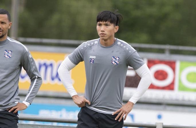 CLB Heerenveen im lặng trước thắc mắc của Hà Nội FC về việc tái ký với Đoàn Văn Hậu - Ảnh 3.