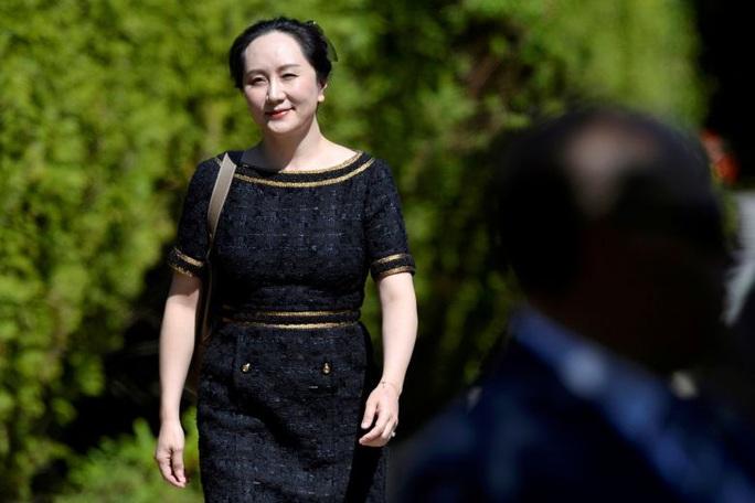 Bà Mạnh Vãn Chu phản đòn, Mỹ ngầm nhượng bộ Huawei? - Ảnh 2.