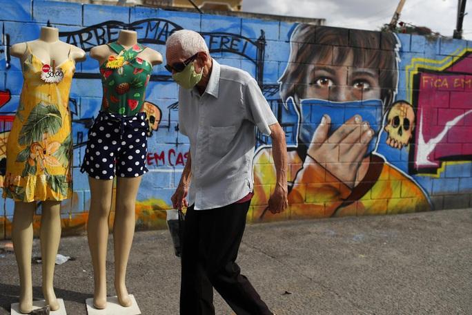 Tổng thống Honduras mắc Covid-19, Brazil tăng ca nhiễm vùn vụt - Ảnh 2.