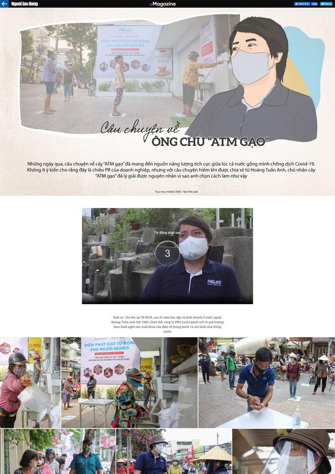 Báo Người Lao Động đoạt 8 giải Báo chí TP HCM năm 2020 - Ảnh 4.