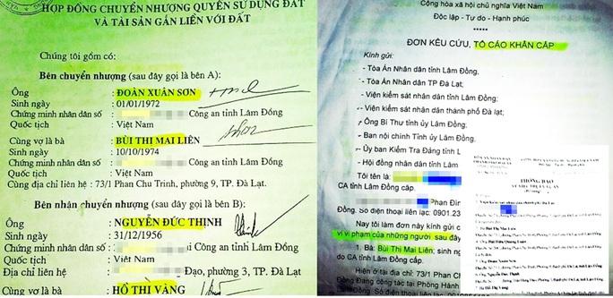 Vợ Giám đốc Sở Tư pháp Lâm Đồng bị bắt tội lừa đảo, chồng có liên đới trách nhiệm? - Ảnh 3.