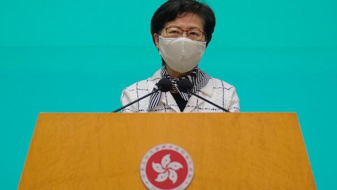 """Trung Quốc """"dứt điểm"""" dự luật an ninh Hồng Kông - Ảnh 1."""