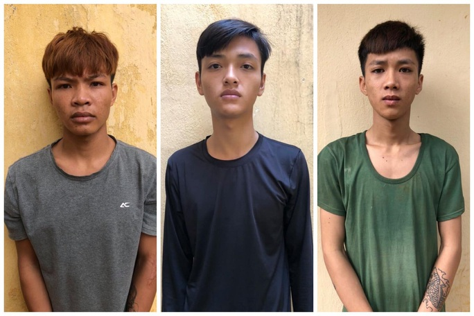 Truy bắt nhóm thanh niên tổ chức cướp giật giữa ban ngày - Ảnh 1.