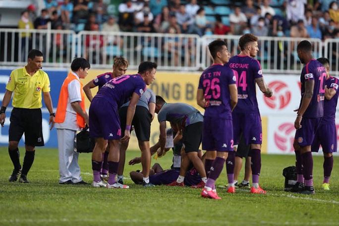 Sài Gòn FC mất điểm fair-play - Ảnh 1.