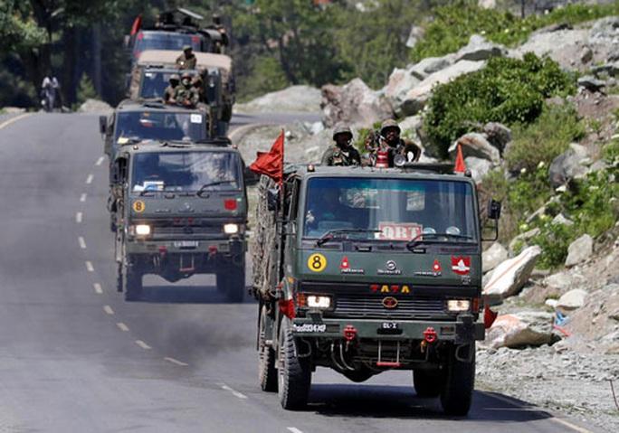 Đụng độ Ấn - Trung: Ấn Độ hướng về Bộ tứ kim cương - Ảnh 1.