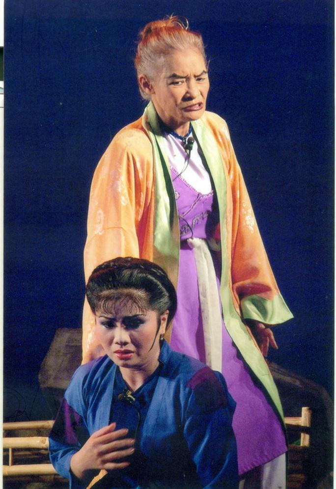 Mai Vàng nhân ái thăm đệ nhất kép lão Hữu Thành và nữ quái kiệt Bo Bo Hoàng - Ảnh 5.