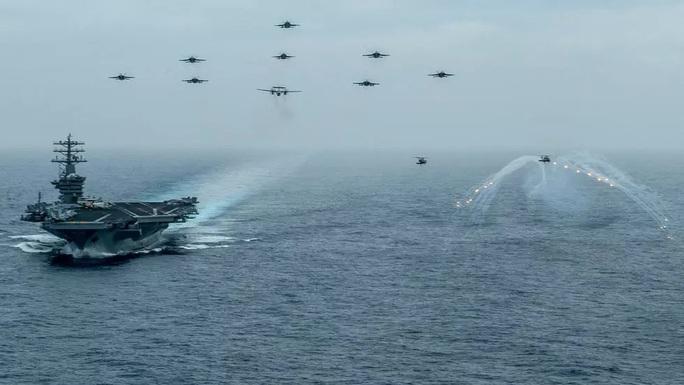 Mỹ tung lực lượng hùng hậu nhằm vào Trung Quốc - Ảnh 2.