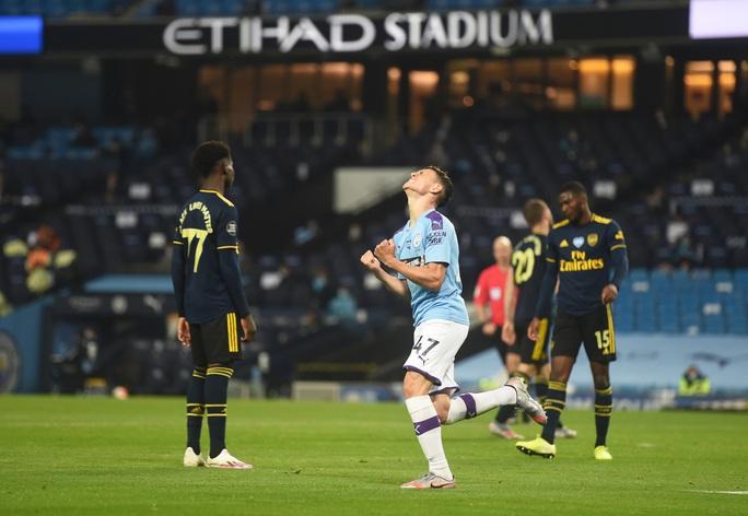 Thay người tệ hại, Arsenal thảm bại vì phản đồ trước Man City - Ảnh 7.