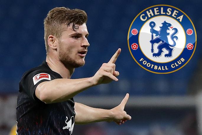 Chelsea công bố sốc hợp đồng bom tấn Timo Werner - Ảnh 4.
