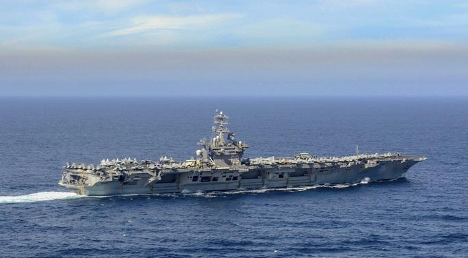 Mỹ tung lực lượng hùng hậu nhằm vào Trung Quốc - Ảnh 1.