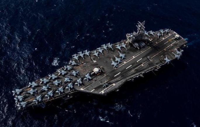 Mỹ tung lực lượng hùng hậu nhằm vào Trung Quốc - Ảnh 4.