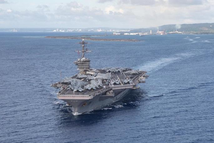 Mỹ tung lực lượng hùng hậu nhằm vào Trung Quốc - Ảnh 3.