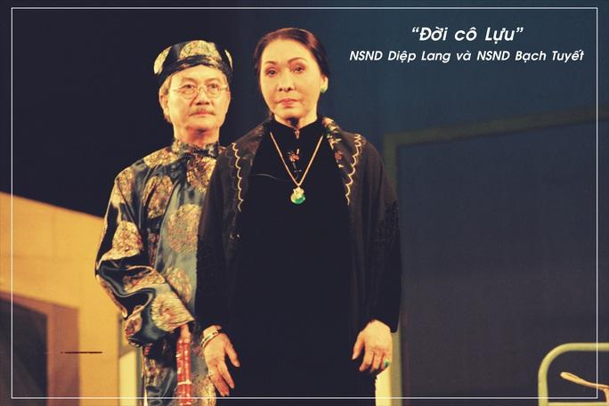 Kim Cương, Thành Lộc và đông nghệ sĩ ngôi sao đến với triển lãm Sắc màu sân khấu - Ảnh 19.