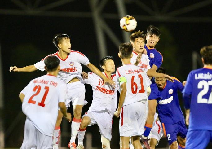 B.Bình Dương ngược dòng thắng kịch tính SLNA ngày ra quân VCK U19 Quốc gia 2020 - Ảnh 4.